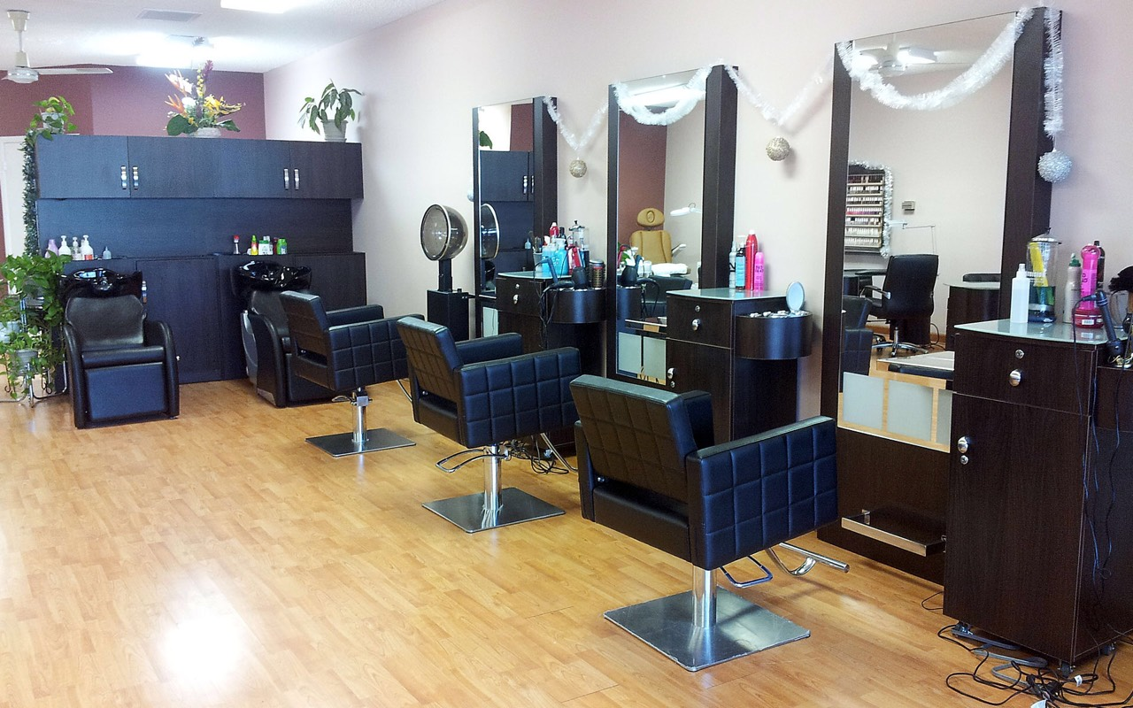 Paragon Salon Philadelphia